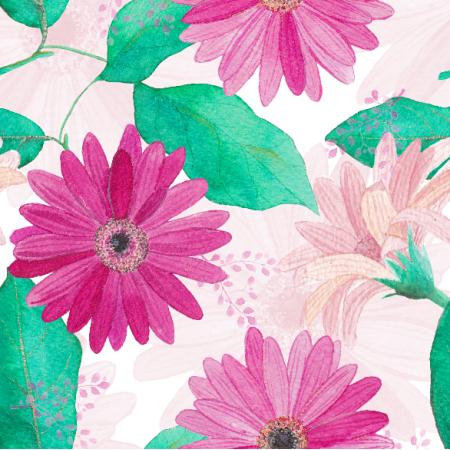 3984 | Gerbery różowe