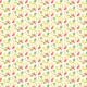 Tkanina 3985 | sałatka owocowa