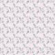 Tkanina 4042 | Ptaki na różowym