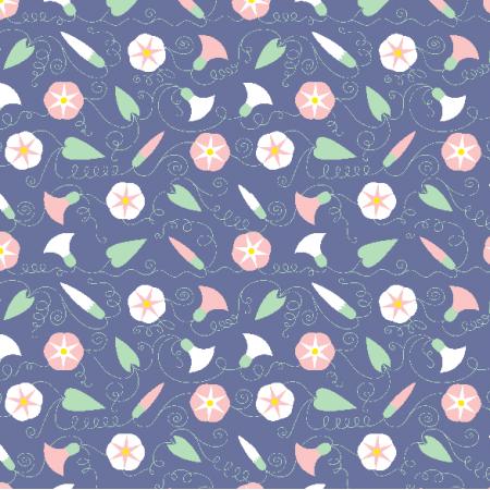 Fabric 4060 | bindweed