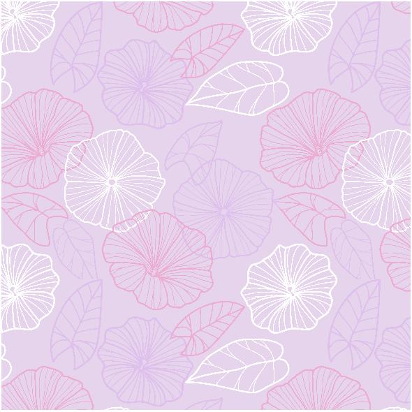 Fabric 4061   bindweed