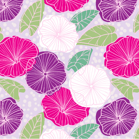 Fabric 4062 | bindweed