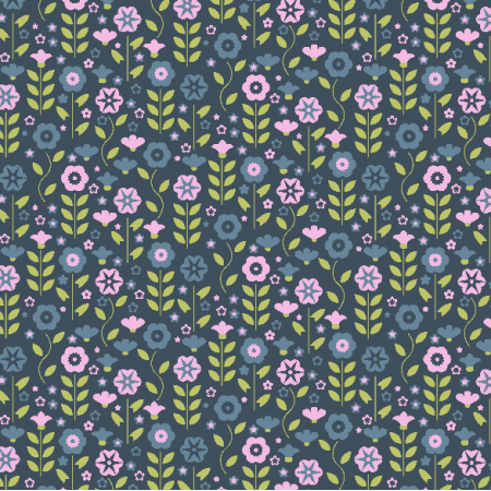 Fabric 4073 | flowers