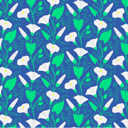 Fabric 4075 | bindweed