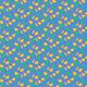 Fabric 4076 | bindweed