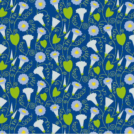 Fabric 4077 | bindweed