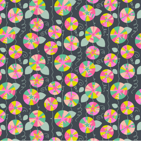 Fabric 4078 | bindweed