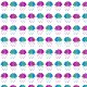 Fabric 4287 | colorful clouds