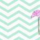 Fabric 4304 | Flamingi na pasach