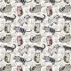 Tkanina 4322 | koty