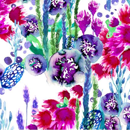 Fabric 4444 | Botanic garden