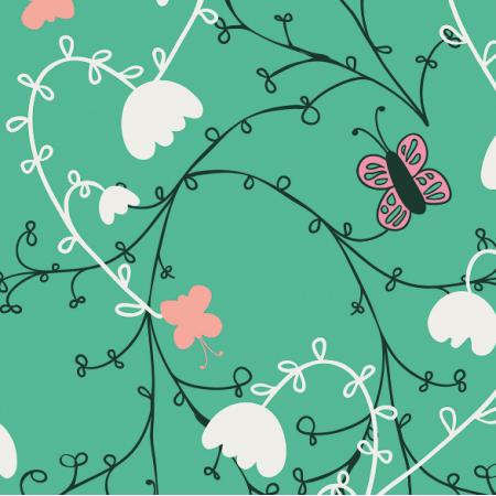 4592 | Flutterby Butterfly