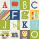 Fabric 4694 | hoo hoo school3