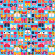 Fabric 4958 | 	Butterflies
