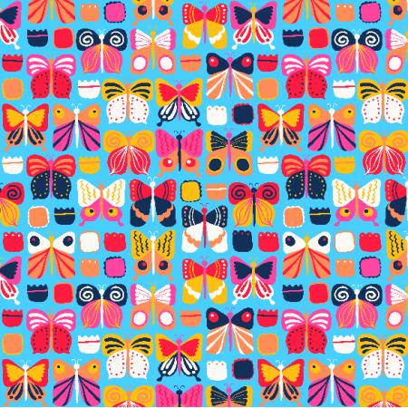 4958 | Butterflies