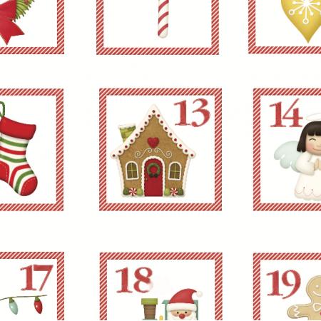 5086 | Kalendarz adwentowy