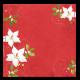 Tkanina 5093 | Podkładka świąteczna / panel
