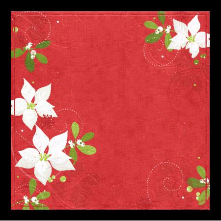5093 | Podkładka świąteczna / panel