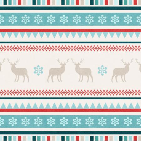 Fabric 5101 | Podkładka świąteczna /panel 4