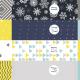 Fabric 5125 | Kalendarz adwentowy 2018 wersja II