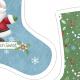 "Fabric 5152 | sKarpeta świąteczna ""Santa"""