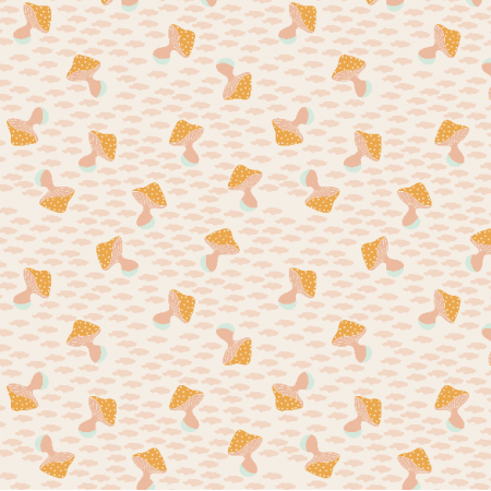 Fabric 5157 | champignons