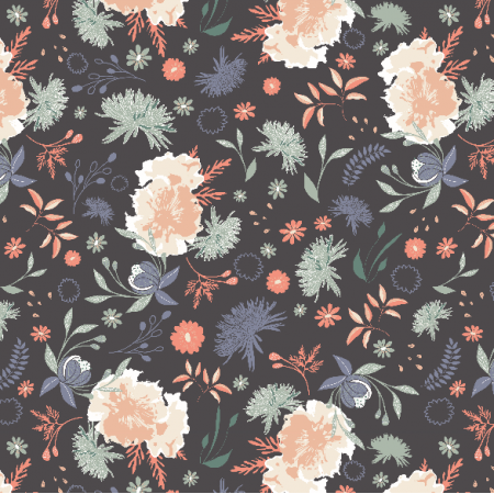 Fabric 5160 | fleuri