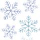 5199 | snowflakes