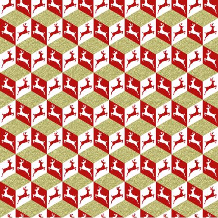 Fabric 5271 | Klasyczne święta