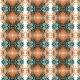 Tkanina 5437 | MICRO PLANET SMOKE
