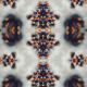 Fabric 5439 | MICRO PLANET DIAMOND