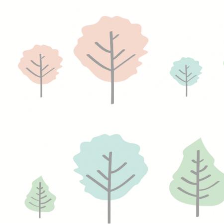 5645 | pastel tree