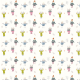 Fabric 5649 | zimowe ludki