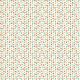 Tkanina 5696 | kolorowe uszatki