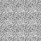 Tkanina 5719 | geometric madness white