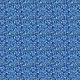 Tkanina 5723 | niebieskie kryształy