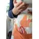 Tkanina 5948 | fartuch dla dziecka - dwustronny0