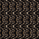 Tkanina 6018 | żuki złote Gold bugs1