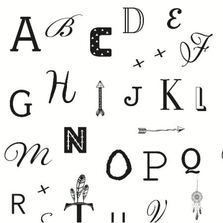 Fabric 6110 | alfabet