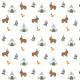 Fabric 6113 | animals