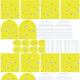 Fabric 6233 | Zestaw wielkanocny nr 3