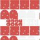 Tkanina 6234 | Zestaw wielkanocny nr 4