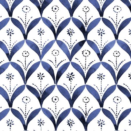 Fabric 6303 | wiejski szyk I