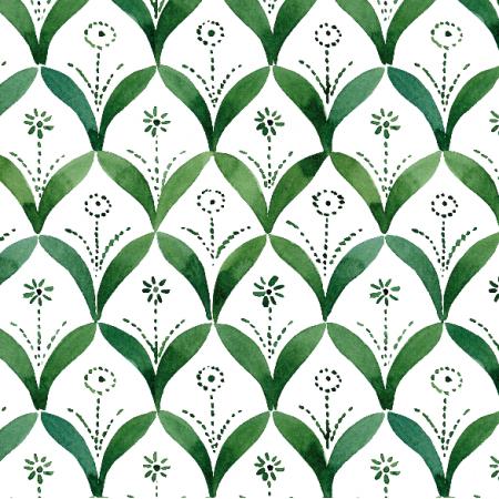 Fabric 6304 | wiejski szyk II