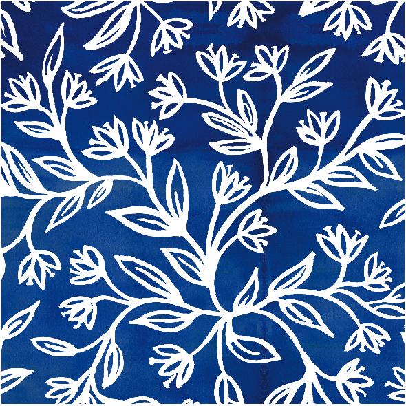 Tkanina 6309 | Glamour - ornament III