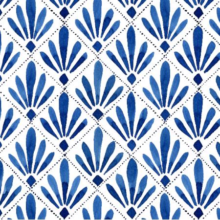 Fabric 6312 | Glamour - pawi ogon II