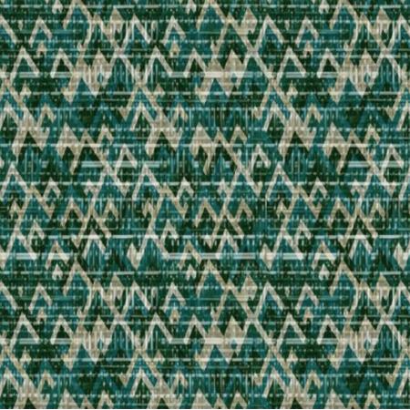 6525   zielona wariacja - trójkąty, choinki