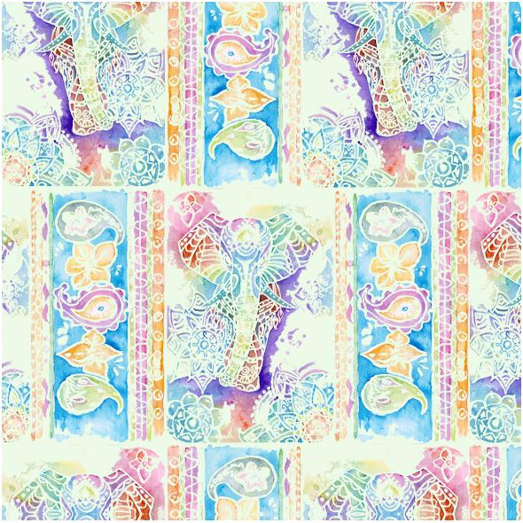 Fabric 6556 | india mintbreath