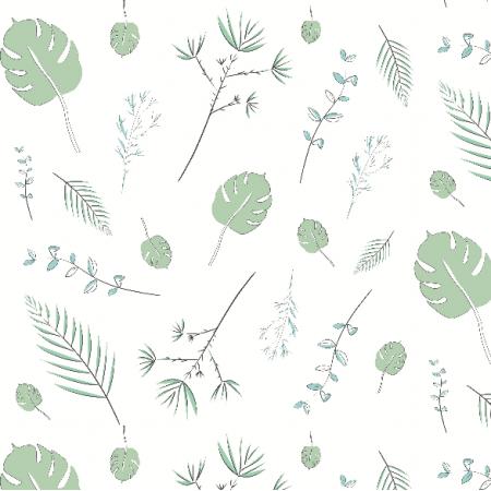 Fabric 6629 | plants
