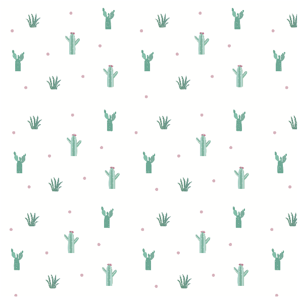 Tkanina 6798 | kaktusy
